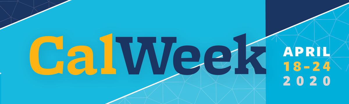 Cal week 2020