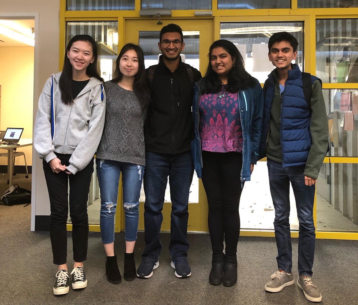 UN OCHA student team