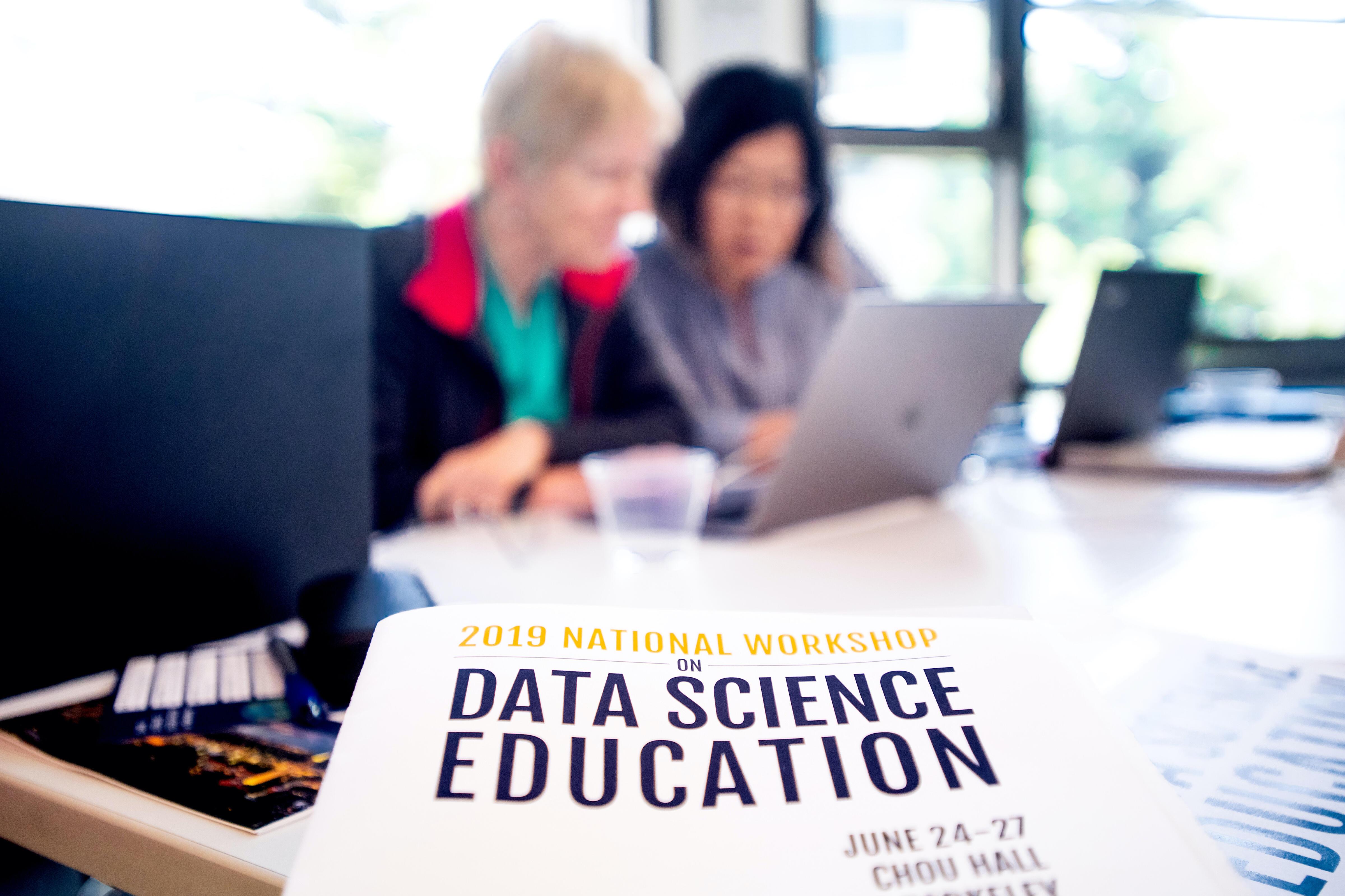 national data science education workshop 2019