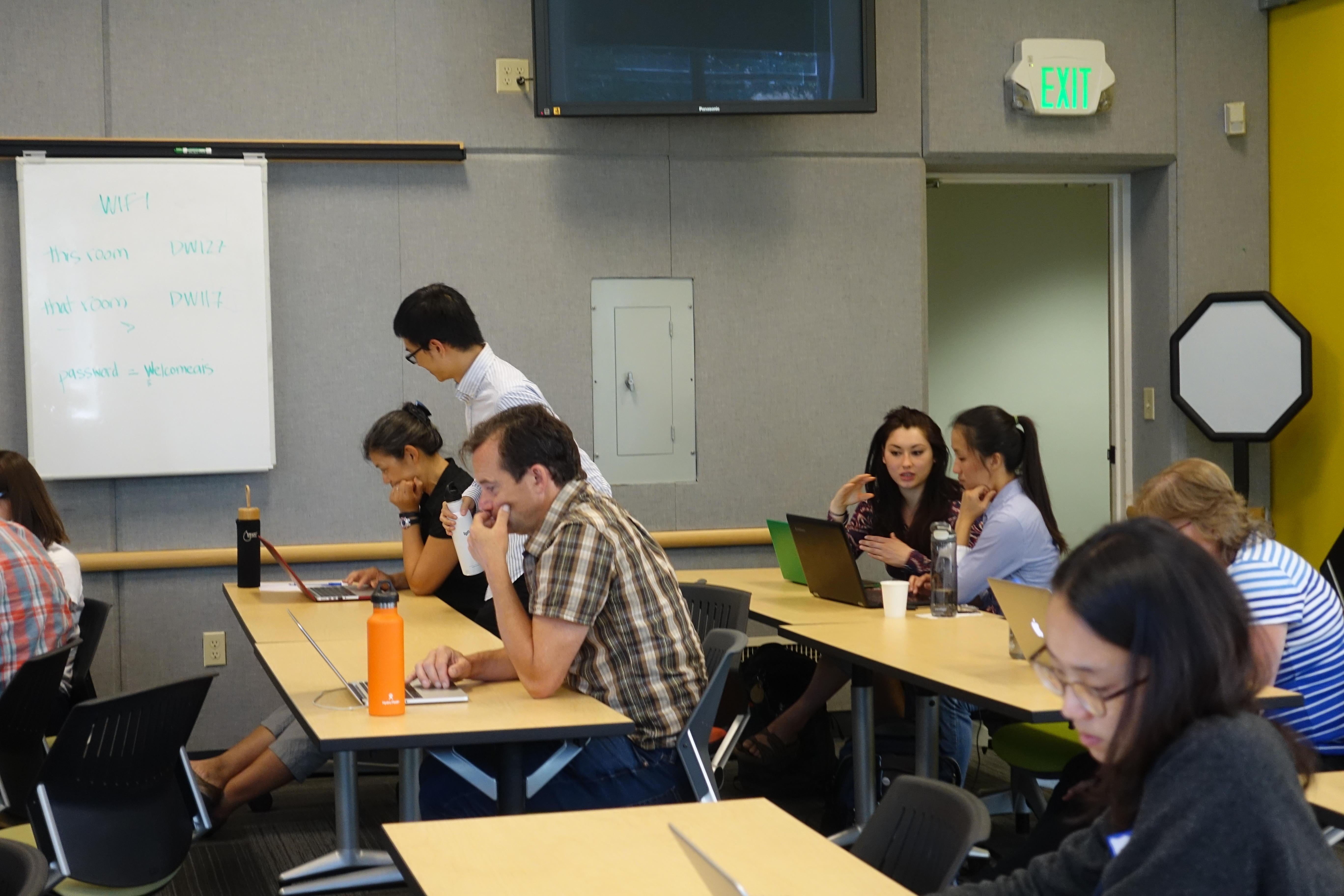 data science pedagogy course faculty berkeley