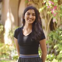 Aishwarya - Peer Advisor Bio Photo