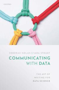 Communicating with Data book cover