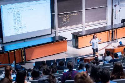 Foundations of Data Science course lecture